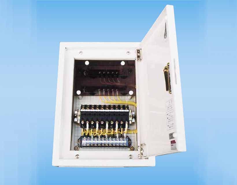 ACP盤100V 5回路、6回路・P型ヒューズ